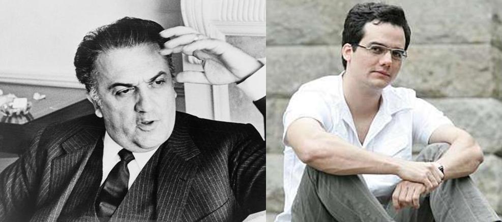 Fellini e Wagner Moura