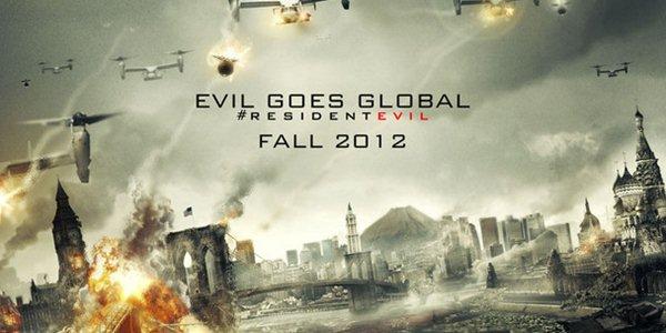 resident evil 5 movie trailer