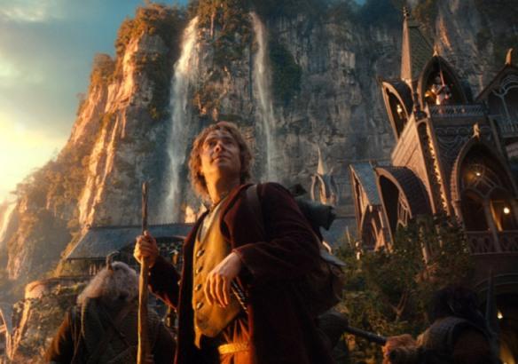O Hobbit - Bilbo em Valfenda