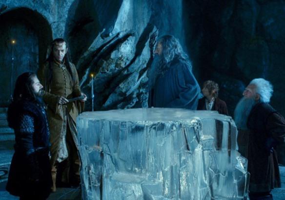 O Hobbit - Letras da Lua