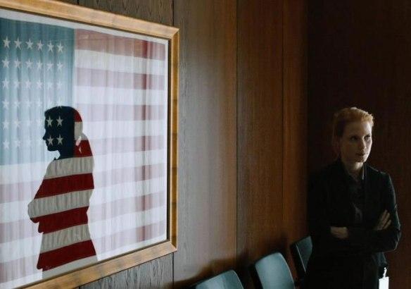 Jessica Chastain - Atuação digna de Oscar
