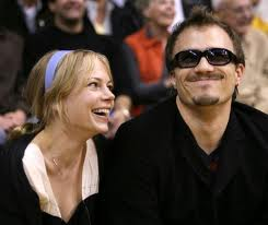 Heath Ledger e Michelle Willians
