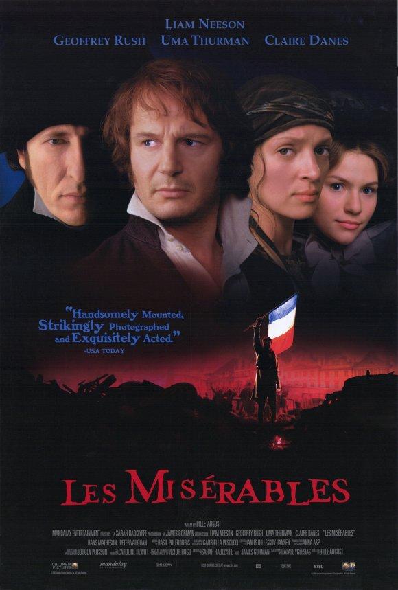 Cartaz Filme Os Miseráveis - Cinema Comentado